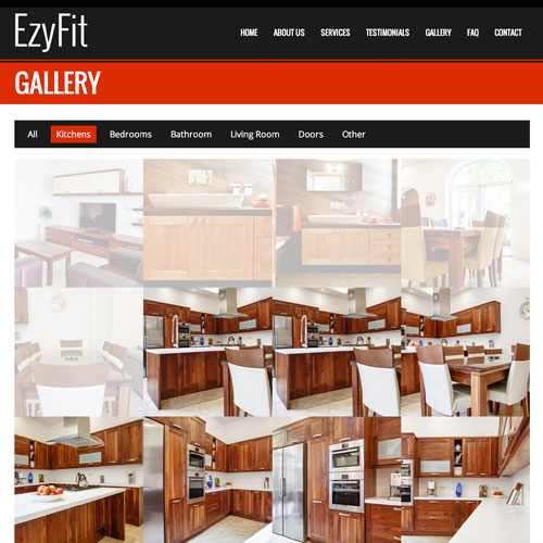 Ezy Fit Wordpress themes