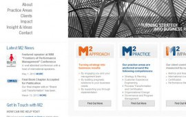 M2 Business Frameworks