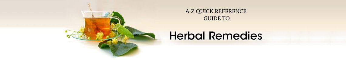 Natural Herbal Remedy Guide